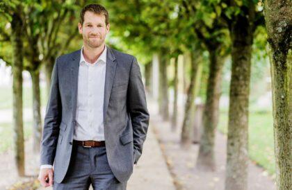 Bodo Janssen, Geschäftsführer von Upstalsboom