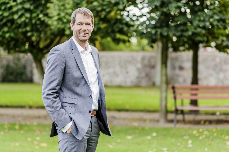 Bodo Janssen berichtet vom Prozess der Kulturtransformation in seinem Unternehmen