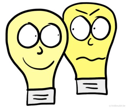 """Wo Ideen wachsen und gedeihen: Beitrag zur Blogparade """"Wert von Ideen"""""""