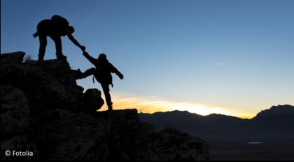 """Mit dem Kunden verbunden: Eine Teamübung aus dem Leitfaden """"Get Connected"""""""