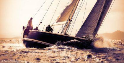 Segelschiff - Headerbild Interview Sam Kurath
