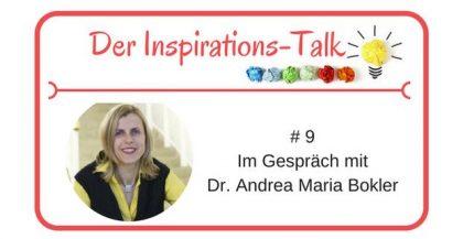 Interview über Werte und Kulturtransformation im Inspirations-Talk von Martina Baehr