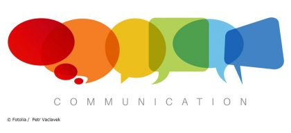 Damit Kulturtransformation gelingt, ist eine gute interne und externe Kommunikation nötig