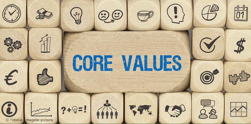 Integrität, Respekt, Mut als Unternehmens-Werte: Ist das nur Mode oder steckt mehr dahinter?