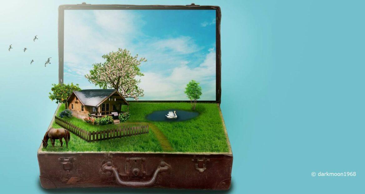 Zaun ums Haus - Datenschutz-Beitrag